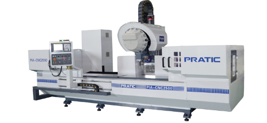 PIA - CNC2500 Pratic CNC Machine