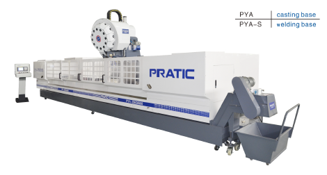 PYA – CNC6500 Pratic CNC Machine