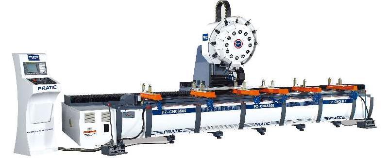 PZA - CNC4500S Pratic CNC Machine