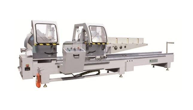 Máy cắt chính xác 2 đầu LJJ2-500*4200