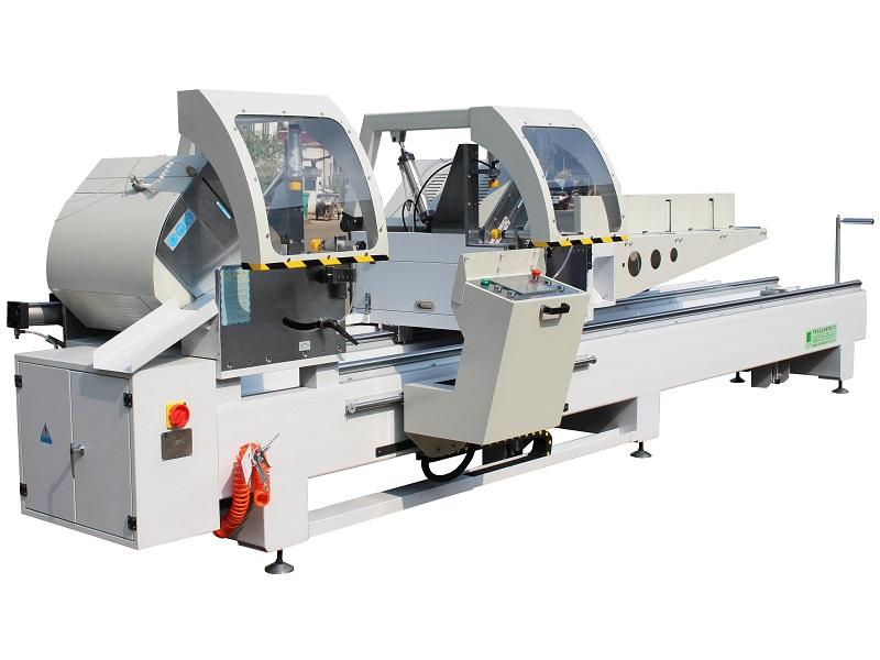 Máy cắt 2 đầu CNC JMD