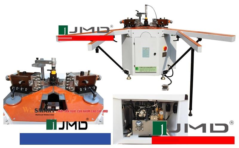 Máy ép góc JMD LJZJZ-150